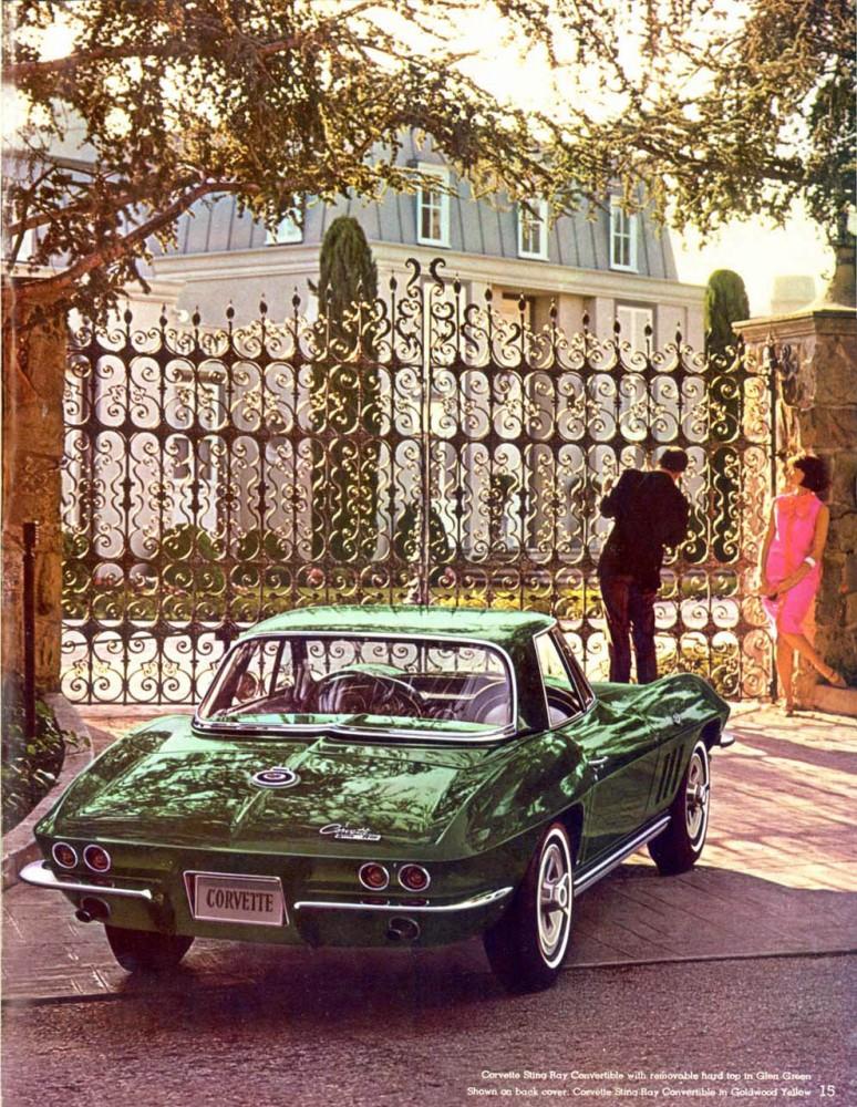 1965 Chevrolet Corvette-14-15