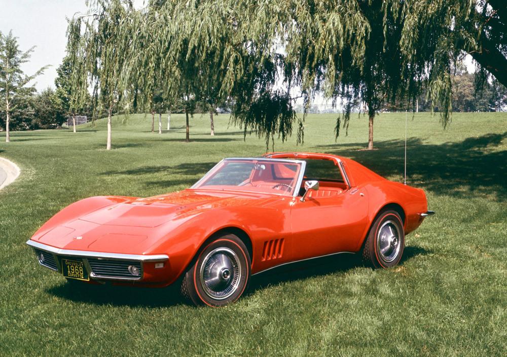 1968 Chevrolet Corvette B3729-0308