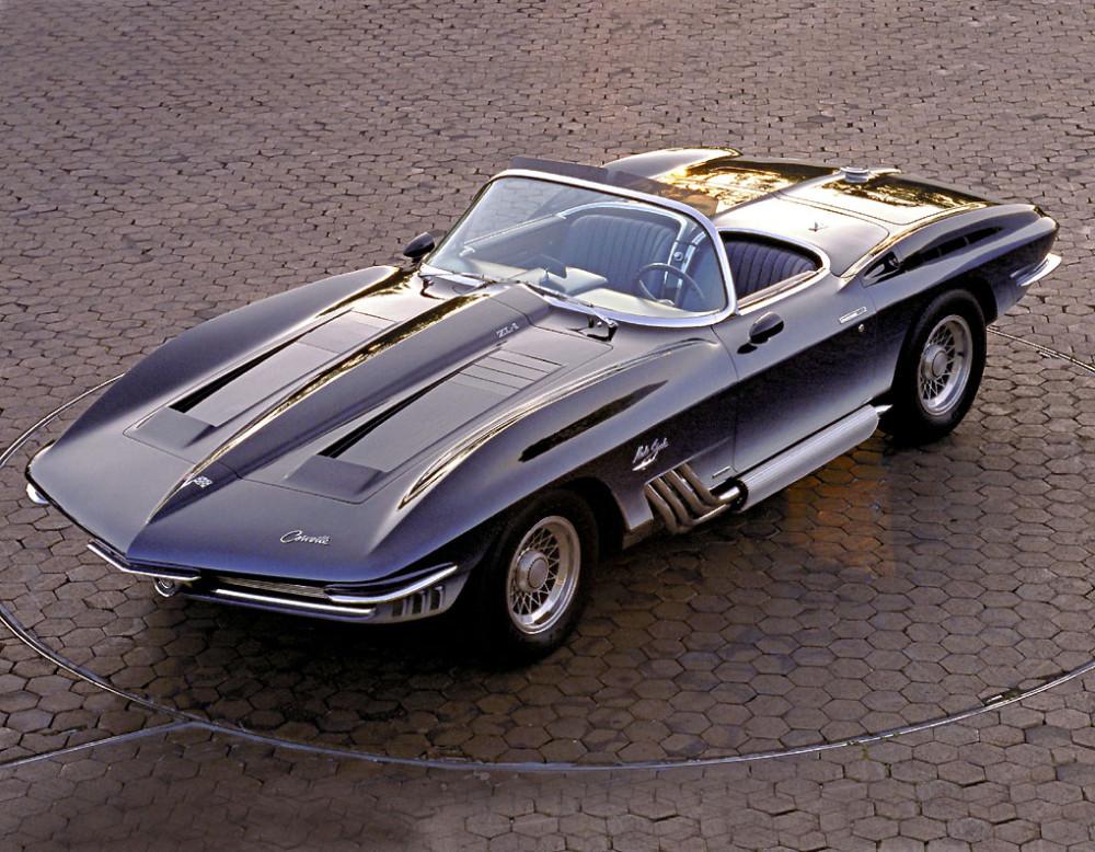 1961 Chevrolet Mako Shark Conv