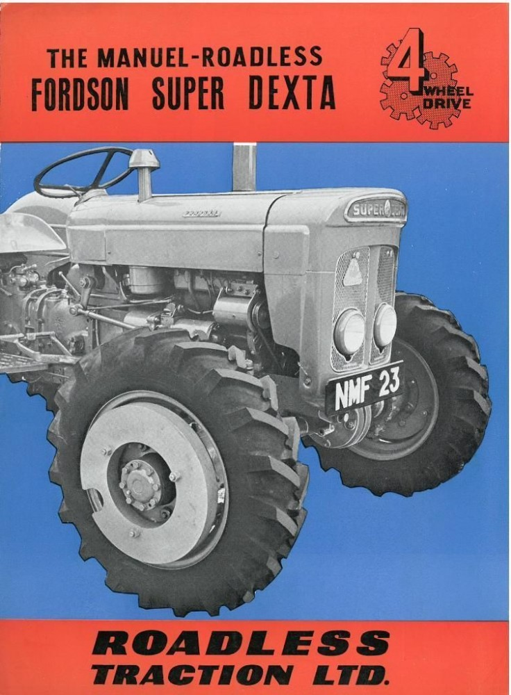 roadless-fordson-super-dexta-tractor-brochure-manuel-roadless-traction-ltd-15945-p