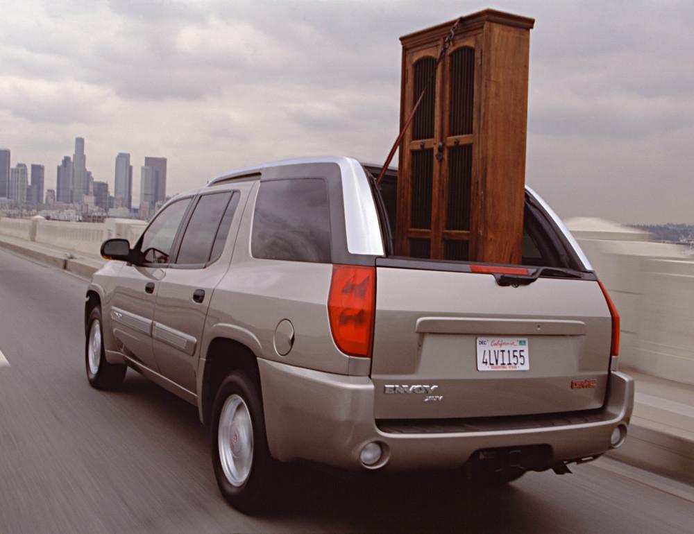 Закрытый пикап или универсал кабриолет?