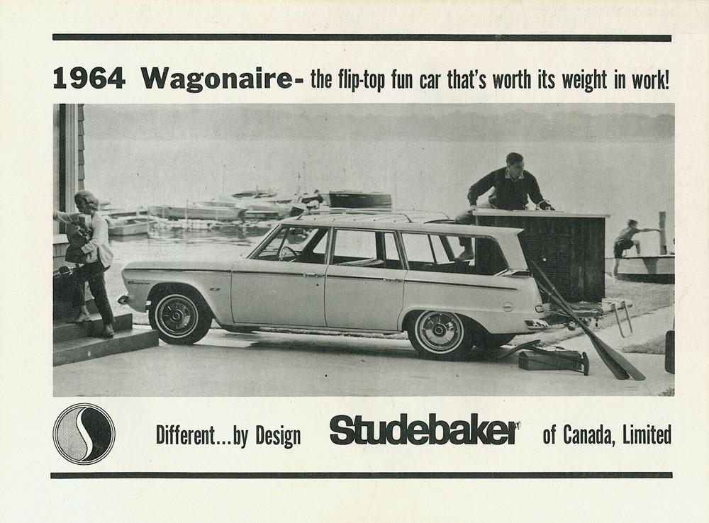 64 Wagonaire Ad Canada