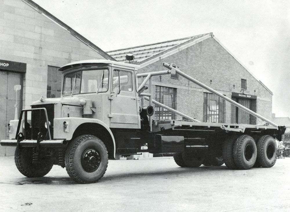 Scammell Super Constructor 6x6 2