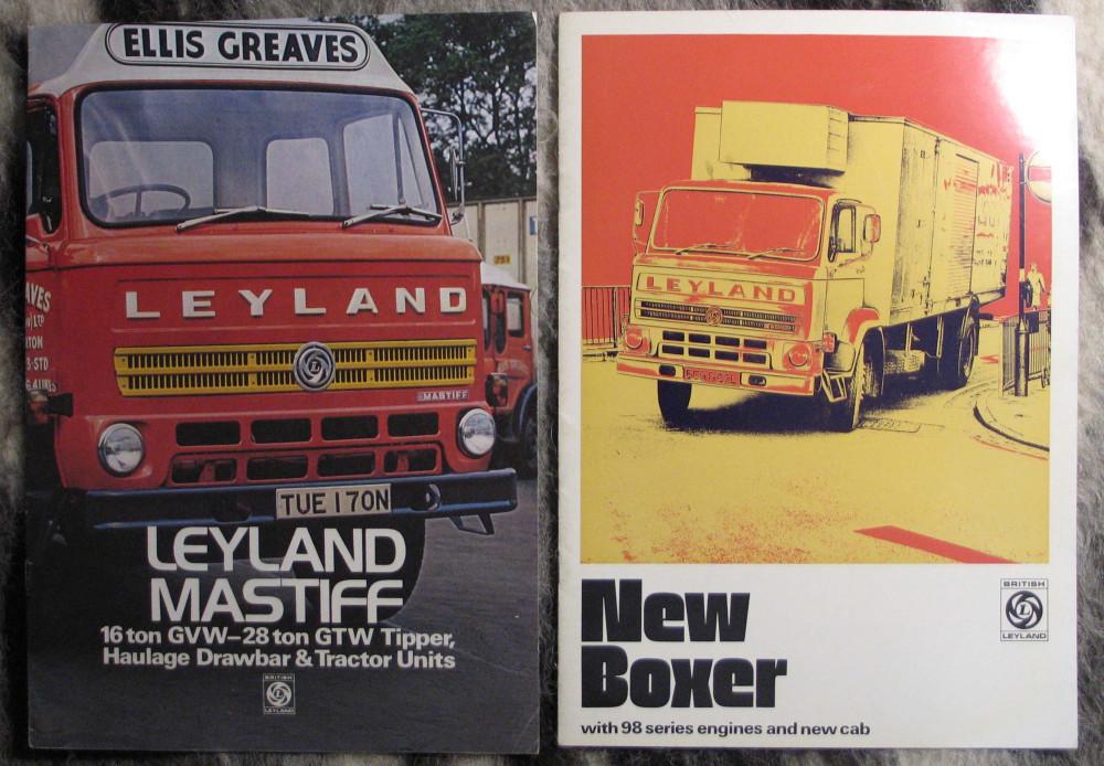 Свежий хабар. Собачья серия Leyland