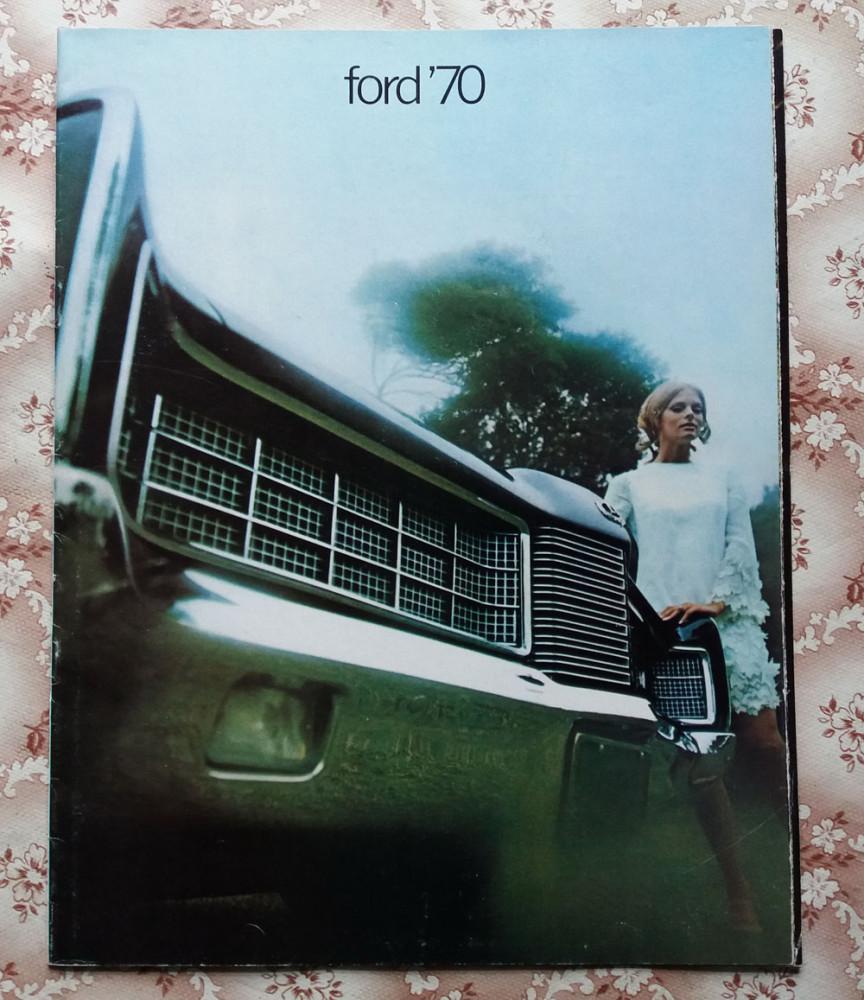Свежий фордовский хабар 1970 год