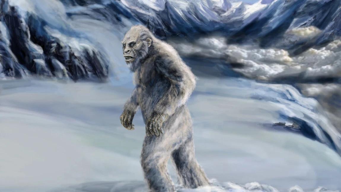 Свокан - снежный человек Кавказа.