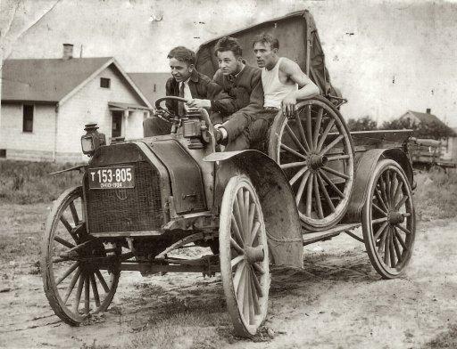 Joy Ride, 1924