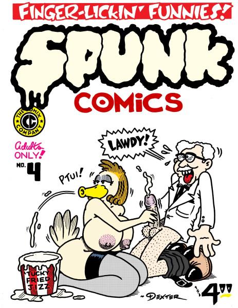 Full o spunk
