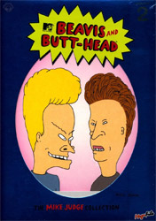 Beavis and Butt-head,  poster