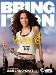 Weeds, season 7 poster