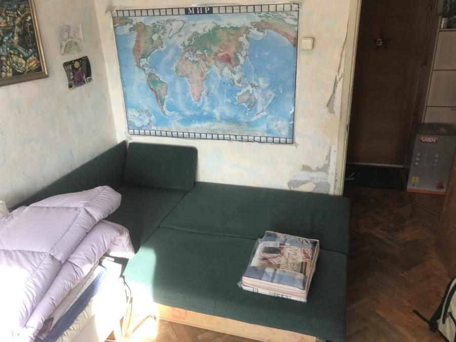 Москва, м Тропарево. 2 дивана и 3 стула