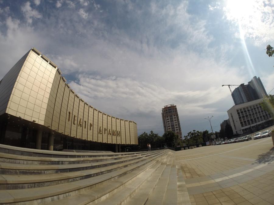 Сергей Дейнеко. Обзор GoPro. Блог о путешествиях.