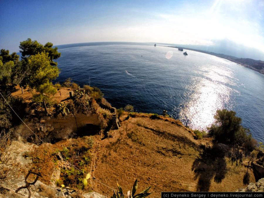 Сицилия. Италия. Блог о путешествиях. Сергей Дейнеко.