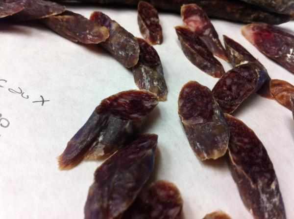 Saucisse Sec Aux Herbes De Provence