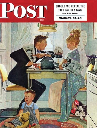 Rockwell-The-Great-Debate-10-30-48-Norman-Rockwell-400x5283