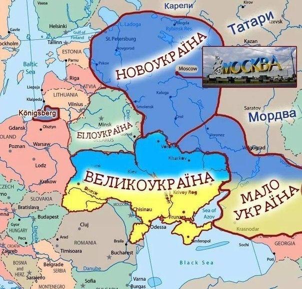 майДАУН против России