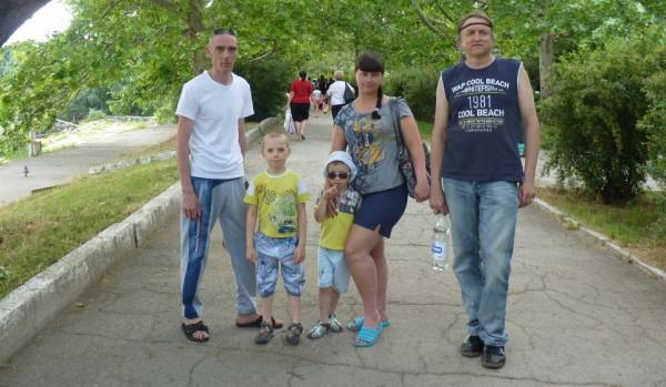 Семья боха савраса володьки Sarvas Vladimir