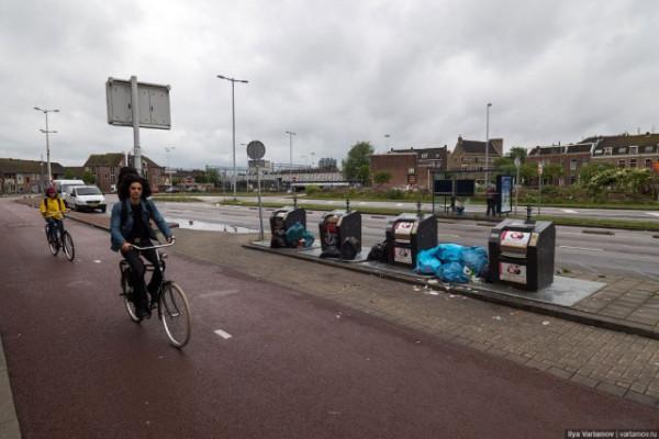 Амстердам срачь