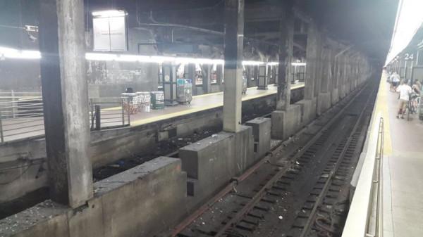 метро нью йорка