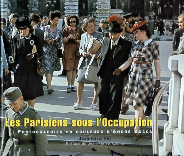 Париж под оккупацией 1941-44 года