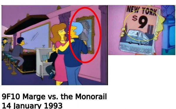 Симпсоны 1993 год