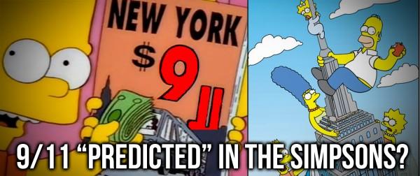 Симпсоны 1993год предсказание 9_11