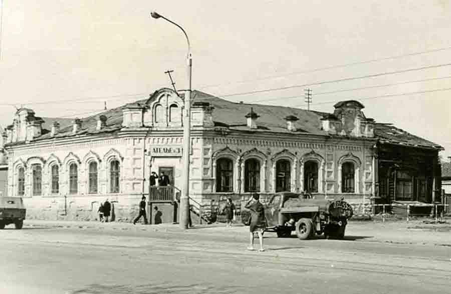 Кирова №117 угол ул Заречной  1969.jpg