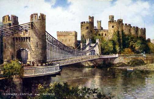 Замок Конви (англ.