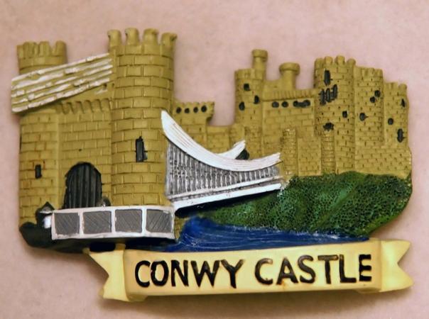 Замок Конви (Conwy Castle)