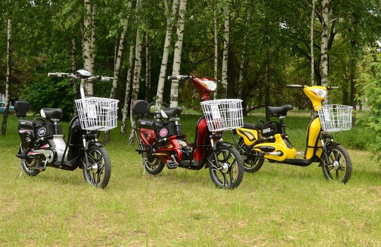 Электровелосипеды Skybike
