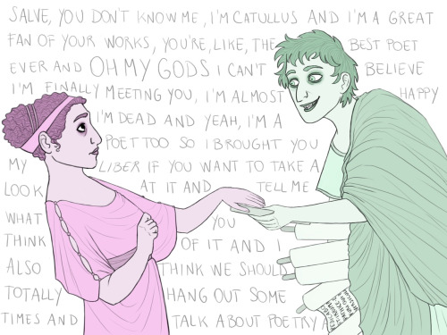 Catullus and Sappho