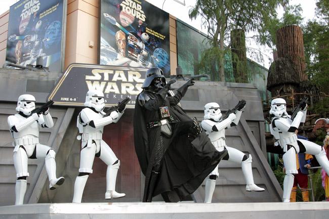 Dancing-Vader