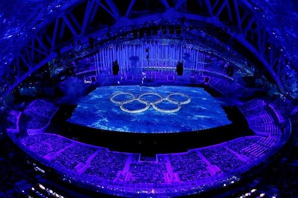 Олимпиада в Сочи-2014, закрытие