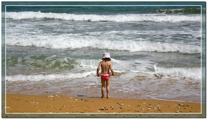 Дочь но море: пляж Рамла-бей (Гозо, Мальта)