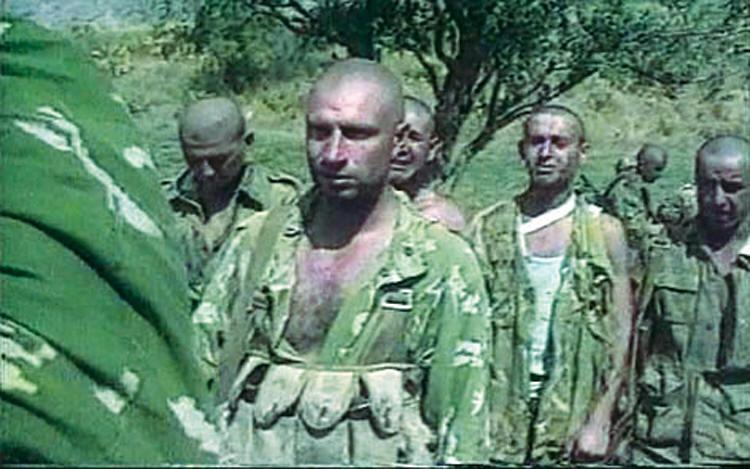Таджикистан бои на границе