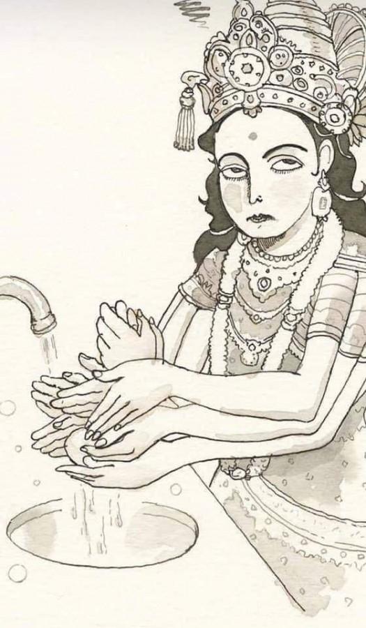 Индусам исполнение санитарных нор дается тяжелее всех