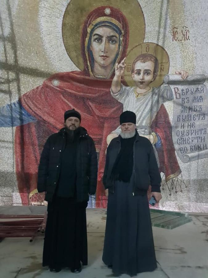 Влияние советского плаката на православную иконопись