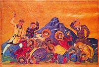 болгары убивает воинов имп. никифора