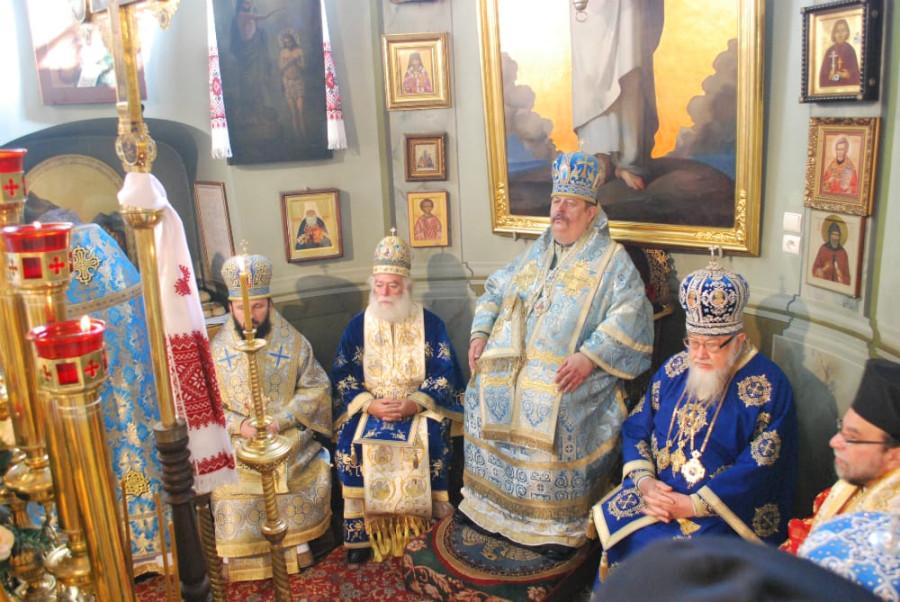 Московский папизм в картинках