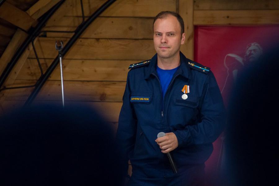 Андрей Баздырев