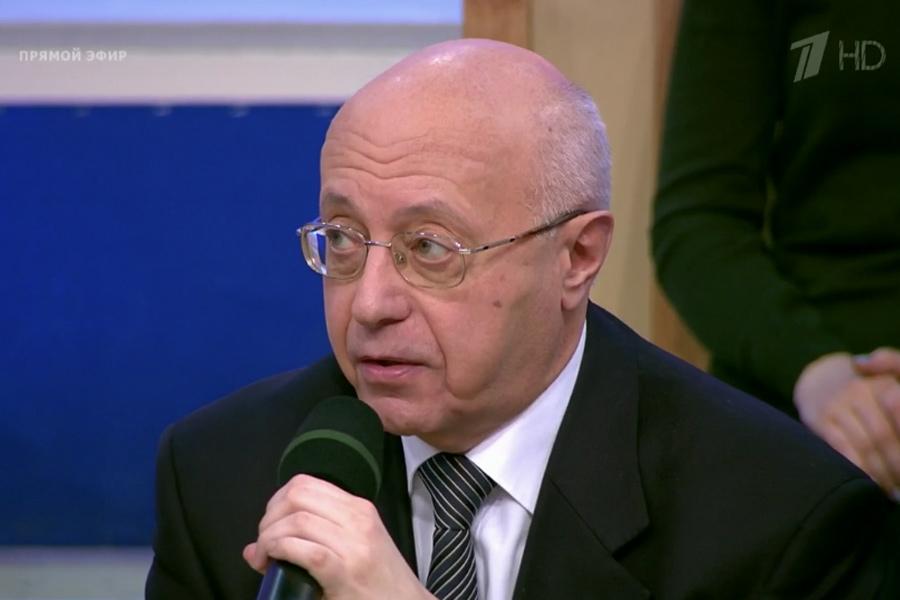 Сегодня, 7 июня, в 15:15 Сергей Кургинян в программе «Время покажет» на Первом канале