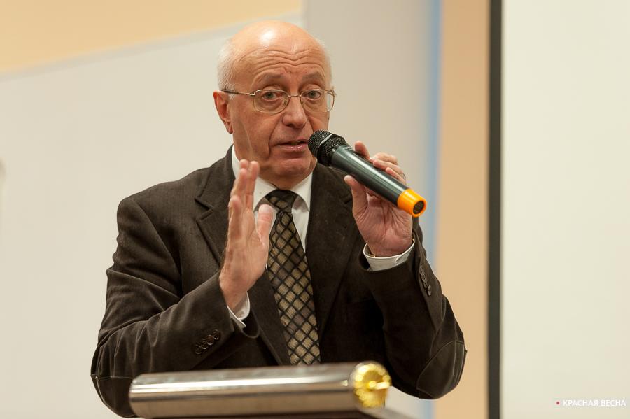Сергей Кургинян о роли мифов в разгроме СССР на конференции в Самаре