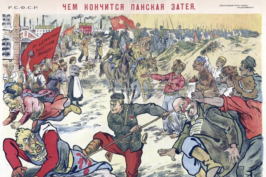 Польша была агрессором в 1919 году