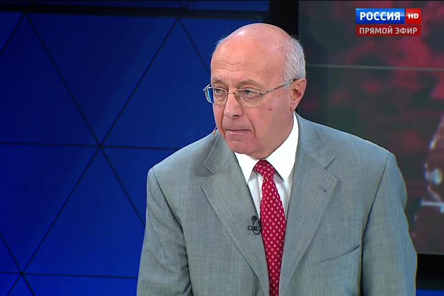 Сергей Кургинян на Россия 1