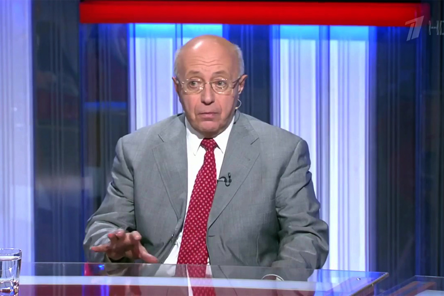 Сергей Кургинян на Первом канале