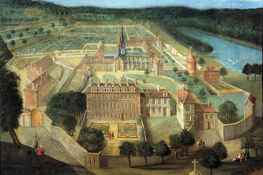 Пор-Рояль. XVIII век