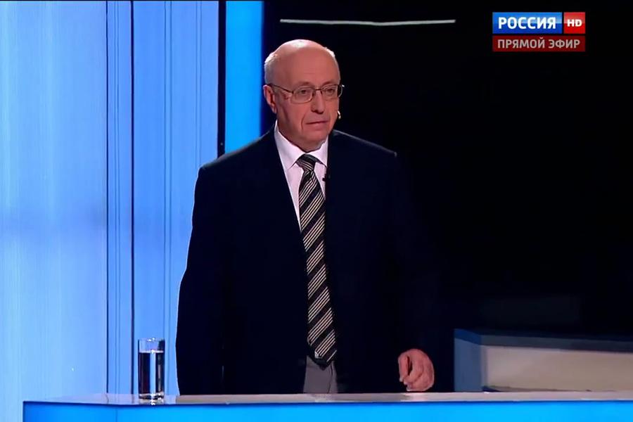 Россия 1 вечер с владимиром соловьевым сегодня