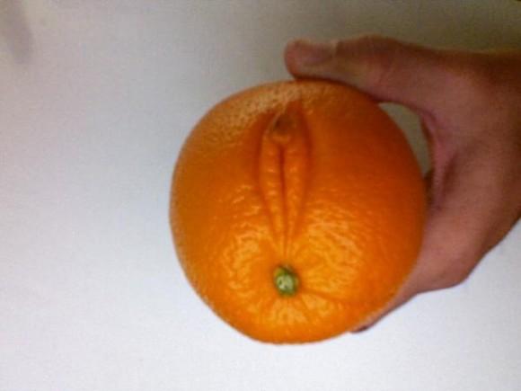 апельсин_писька