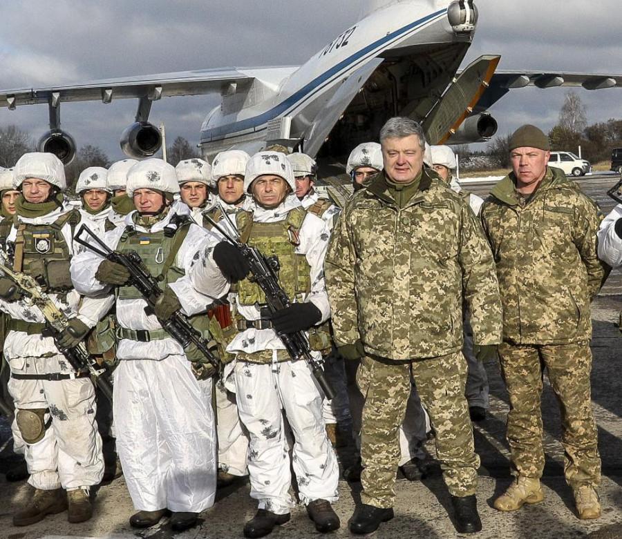 Запоздалая реакция на СС-овскую эмблему в ДШВ ВСУ: пропагандисты Путина опять