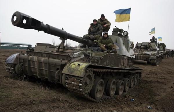 Украинская оценка реальности российской угрозы или чем за 30 дней ответит Путин